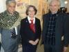 Ausstellung DIE  LINKE Berlin-Schoeneberg, Vernissage